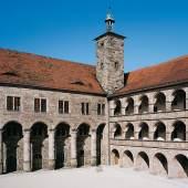 Plassenburg, Kulmbach  © Bayerische Schlösserverwaltung www.schloesser.bayern.de