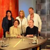 Weitere Gäste bei Stöckl: Johanna Mikl-Leitner, Juli Zeh, Karl Markovics