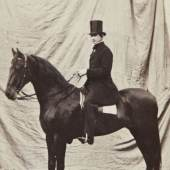 Porträt Johannes Carl Luetjens, um 1861, Carte de Visite (c) August Tannhof