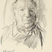 Oskar Kokoschka, Portraet Willy Hahn