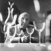 Porträt Josef Hoffmann, Wien, nach 1945 Fotografie: Yoichi R. Okamoto © MAK