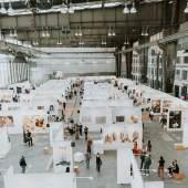 POSITIONS Berlin Art Fair 2021   Foto: Clara Wenzel-Theiler