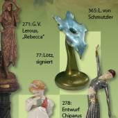 Sommerauktion im Auktionshaus Wendl