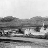 Schloss Mayerling im Wienerwald, in dem am 30. Jänner 1889 Kronprinz Rudolf und Baronesse Mary Vetsera unter bis heute ungeklärten Umständen Selbstmord begingen