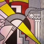 Lichtenstein Roy, Stedelijk Museum Poster, 1967, Offsetdruck, sign., Aufl. 1000 Stk., gerahmt, 79 x 64 cm, Kunsthandel Stock, Wien-A