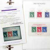 Sehr schöne komplette postfrische Sammlung Berlin ab Mi Nr. 1