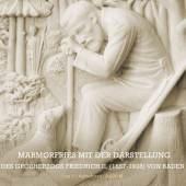 MARMORFRIES mit der Darstellung des Großherzogs Friedrich II. (1857-1928) von Baden.  Los 1, Aufrufpreis: 9.600 €.