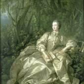 François Boucher  Jeanne-Antoinette Poisson, Marquise de  Pompadour (1721–64)  France, 1758  Oil on canvas  V&A: 487-1882  Photo © Victoria and Albert Museum,  London