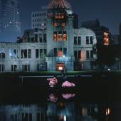 Krzysztof Wodiczko  Hiroshima Projection photography, 1999/2011  Lambda, dibond, plexi  € 3.000,-  Courtesy Profile Foundation, Warsaw