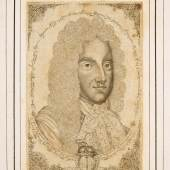 Dem Durchleüchstigsten Fürsten und Herrn, Herrn Friderico dem Tritten König in Preüßen  Johann Michael Püchler, 1701. Kupferstich © SPSG