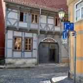 Wohnhaus Pölle 46 in 06484 Quedlinburg © Roland/Rossner/Deutsche Stiftung Denkmalschutz