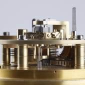 R. Sieber_Marine Chronometer Movement © Foundation German Watch Museum Glashütte_René Gaens