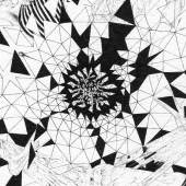 Ralf Ziervogel, Every Adidas Got Its Story, 113, 2018, Ink on paper 23,4 cm x 10,6 cm, David Zwirner, New York City, Foto: Ralf Ziervogel