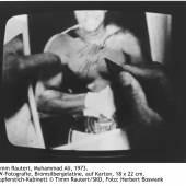 Timm Rautert, Muhammad Ali