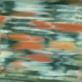 Gerhard Richter, Stadtbild PX, 1968 Öl auf Leinwand, 101 × 91 cm Bayerische Staatsgemäldesamm- lungen, München, Wittelsbacher Ausgleichfonds – Sammlung Prinz Franz von Bayern, 1984; Artothek / Foto: Blauel / Gnamm