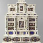 Cabinet, anonymous, c. 1660 - c. 1670