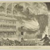 Der Wiener Ringtheater-Brand 1881 Schließen  Der schlimmste Theaterbrand des 19. Jahrhunderts; Zeitungsausschnitt