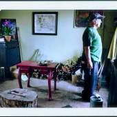 Robert Frank in Mabou, Kanada, 2009 aus dem Buch Household Inventory Record (2013) © Robert Frank