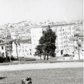 Robert Frank | San Francisco, 1956 | © Robert Frank, Albertina, Wien - Dauerleihgabe der Österreichischen Ludwig-Stiftung für Kunst und Wissenschaft
