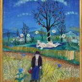 Callistrat Robu: Paradisul perdut, 1990
