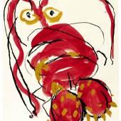 Roger Hilton, Untitled, 1974