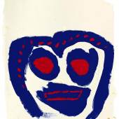 Roger Hilton, Untitled, c. 1973-74