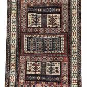 Schirwan Kaukasus, 19. Jh. 232 x 143 cm  Zur Verfügung gestellt von: Dr. Rohani Teppichkunst