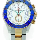 Rolex Yacht Master II Schweiz   Um 2010 Herrenuhr   Automatik Taxe: 10.000 - 15.000 Euro