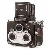 Stereo Rolleiflex (Los 515, Schätzpreis 35.000 - 40.000 Euro). Ergebnis: 114.000 Euro © WestLicht Auction