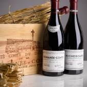 Romanee-Conti 2000 & Richebourg 2000