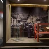 """""""Peter Rosegger. Waldheimat und Weltwandel"""", Ausstellungsansicht, Foto: Universalmuseum Joanneum/N. Lackner"""