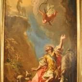 Johann Michael Rottmayr, Vision des heiligen Hubertus, um 1690, Öl auf Leinwand, Inv.-Nr.: RO 0313, © Salzburg Museum