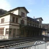 Bahnhof in Balduinstein © Deutsche Stiftung Denkmalschutz/Wegner