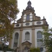 Dreifaltigkeitskirche in Speyer © Deutsche Stiftung Denkmalschutz/Wegner