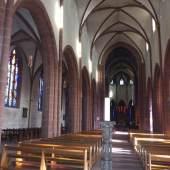 Das Innere der Liebfrauenkirche in Worms © Deutsche Stiftung Denkmalschutz/Wegner