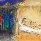 Longus, Daphnis et Cloe. Lithographies originales de Marc Chagall (Schmidt & Günther 240.000 )