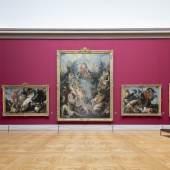 Der Rubenssaal der Alten Pinakothek in neuem Licht © Bayerische Staatsgemäldesammlungen, Foto: Johannes Haslinger