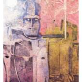 Rufino Tamayo, Courtesy of Galerie Arvil, Mexico D.F.