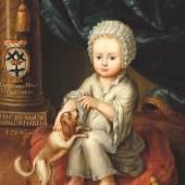 Prinz Johann Christian II. von Eggenberg, 1706, Sammlung Schloss Herberstein