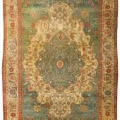 Sarough-Feraghan. Persien, um 1880. 310 x 398 cm Ausrufpreis:9800 Euro