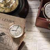 Schülerarbeiten H. van Baal DUS um 1933-37 Stiftung Deutsches Uhrenmuseum Glashütte Ren Ç Gaens