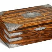 Höfische Schatulle für Prinzgemahl Albert von Sachsen-Gotha-Coburg England | Wohl 1843 Charles Taylor & Son, Bristol Taxe: €2.500 – 3.500