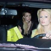 Sébastien Valiela  Paris Hilton und Britney Spears beim Shopping 26. November 2006