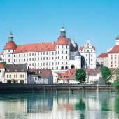 Schloss Neuburg, Neuburg an der Donau  © Bayerische Schlösserverwaltung www.schl
