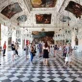 Schloss Eggenberg, Planetensaal, Foto: Universalmuseum Joanneum/J.J. Kucek