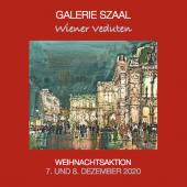 Weihnachtskatalog Galerie Szaal 2020