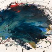 Arnulf Rainer, Ohne Titel / untitled Lot 1  Rufpreis: € 14.000