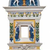 Eucharistic Tabernacle with Jesus - Giovanni di Robbia, Giovanni Lacerenza, brunfineart.com