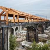 DnA Design and Architecture, Shimen Bridge Shimen Villa