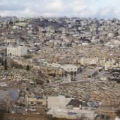 Ahlam Shibli, untitled (Occupation no. 1), al-Khalil/Hebron, Palestine, 2016−17, chromogenic print, 100×150 cm